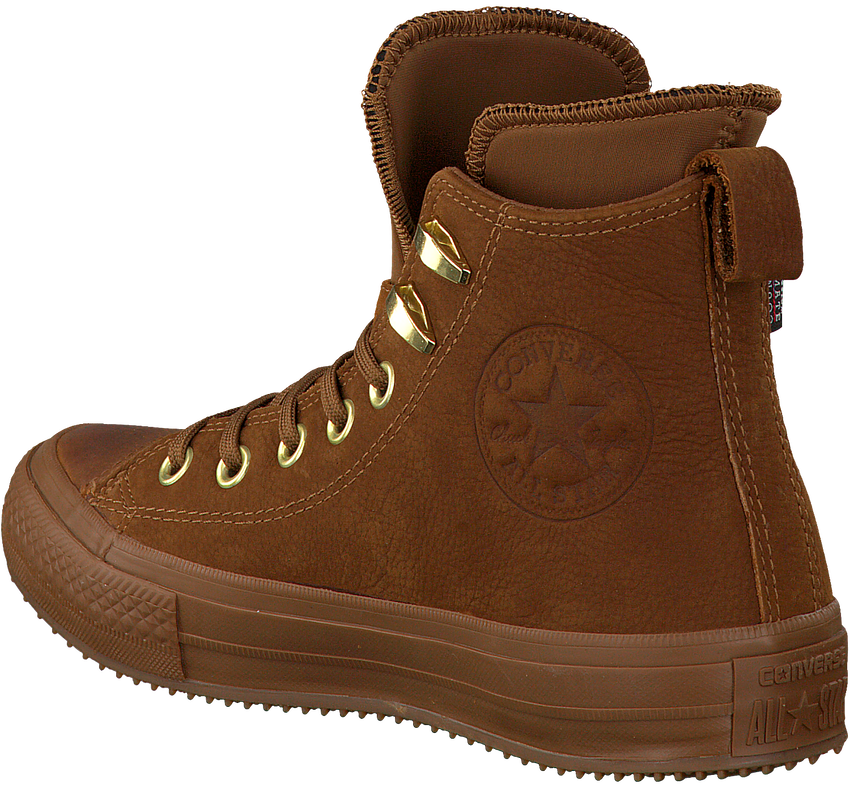 Cognac CONVERSE Sneakers CHUCK TAYLOR ALL STAR WP BOOT  - larger