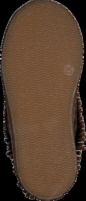 Cognac CLIC! Sneakers 9881  - large