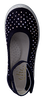 Blauwe CLIC! Ballerina's CL8227  - small