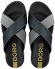 Zwarte BJORN BORG Slippers GAVAN - small