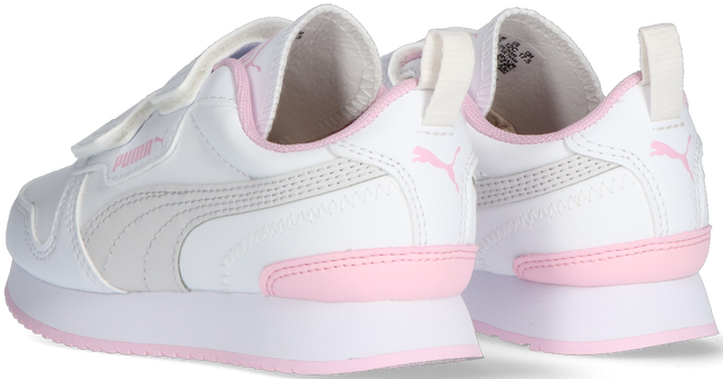 Witte PUMA Lage sneakers R78 SL INF/PS - large