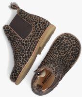 Bruine ANGULUS Chelsea boots 6025-102  - medium