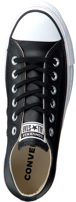 Zwarte CONVERSE Sneakers CHUCK TAYLOR ALLSTAR LIFT HIGH - large