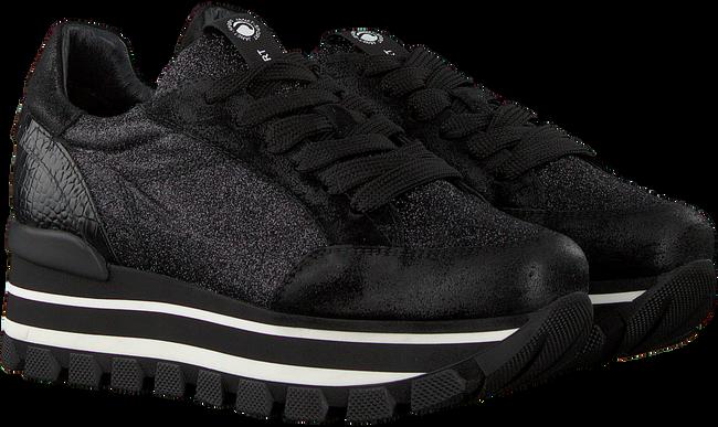 Zwarte JANET & JANET Lage sneakers 46657  - large