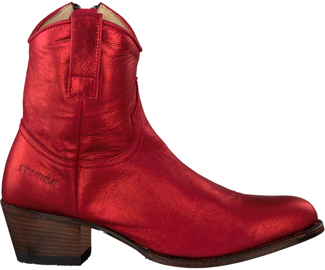 Rode SENDRA Cowboylaarzen 11578  - large