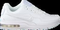 Witte NIKE Lage sneakers AIR MAX LTD 3  - medium