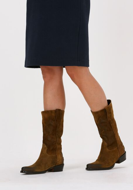 Bruine SHABBIES Hoge laarzen 192020115  - large
