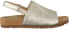 Gouden UNISA Sandalen KAT  - small