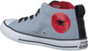 Blauwe CONVERSE Sneakers CHUCK TAYLOR A.S. STREET KIDS  - small