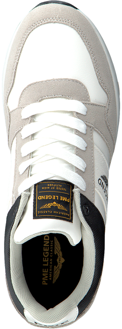 Witte PME Lage sneakers DRAGGER  - large