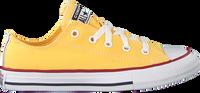 Gele CONVERSE Lage sneakers CHUCK TAYLOR ALL STAR OX KIDS  - medium