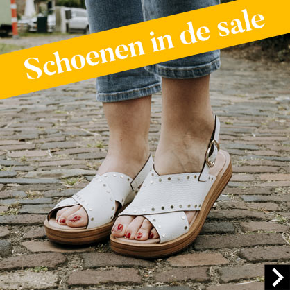 Schoenen in de sale