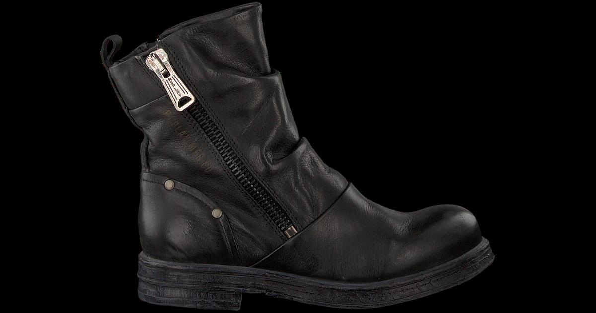 Zwarte REPLAY Biker boots RL260056L RAINCOT | Omoda