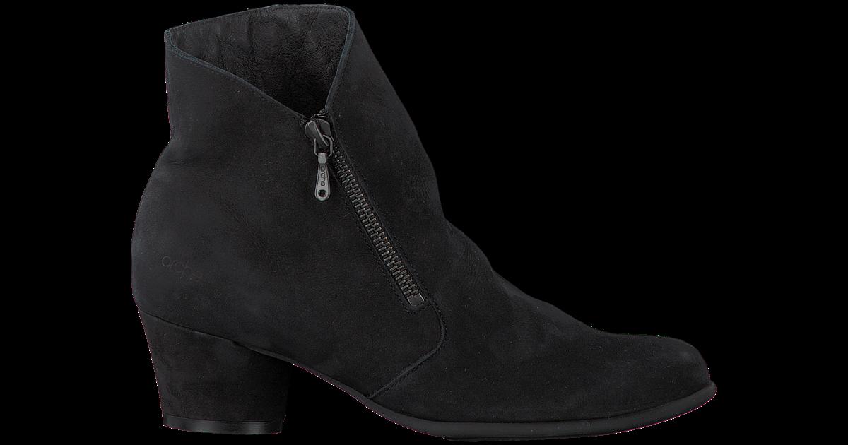 Zwarte ARCHE Lange laarzen NOLORA | Omoda